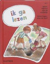 Boek cover Lezen is leuk 1 -   Ik ga lezen van M. Coolwijk (Hardcover)