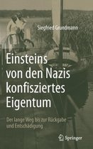 Einsteins Von Den Nazis Konfisziertes Eigentum