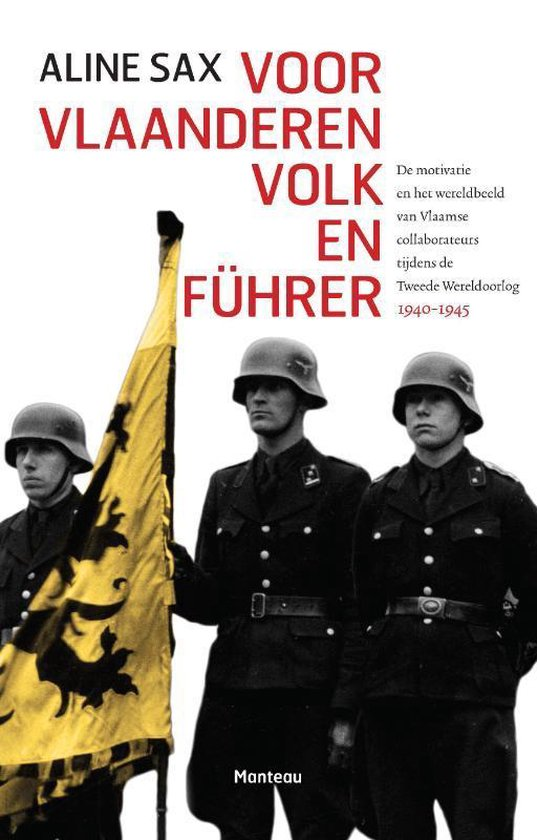 Voor Vlaanderen volk en Führer