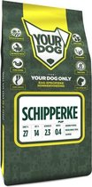 Yourdog schipperke  hondenvoer pup 3 kg