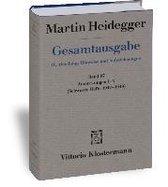 Martin Heidegger, Anmerkungen I-V (Schwarze Hefte 1942-1948)