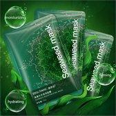Zeewier Sheet Gezichtsmasker 100%natural - Sheet Mask - Anti Aging -...