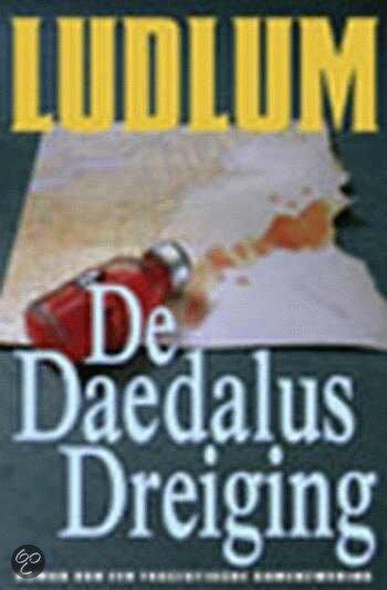 De Daedalus Dreiging - Robert Ludlum |
