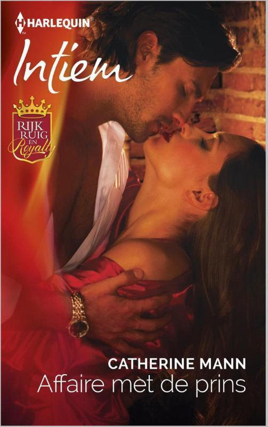 Intiem Special 312A - Affaire met de prins - Catherine Mann |