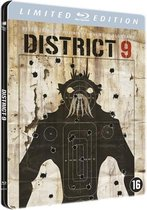 District 9 (Blu-ray) (Steelbook) (Limited Edition)