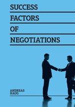 Success Factors of Negotiations