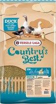 Versele-Laga Country`s Best Duck 3 Pellet 2mm Watervogel 5 kg Van 13 Weken