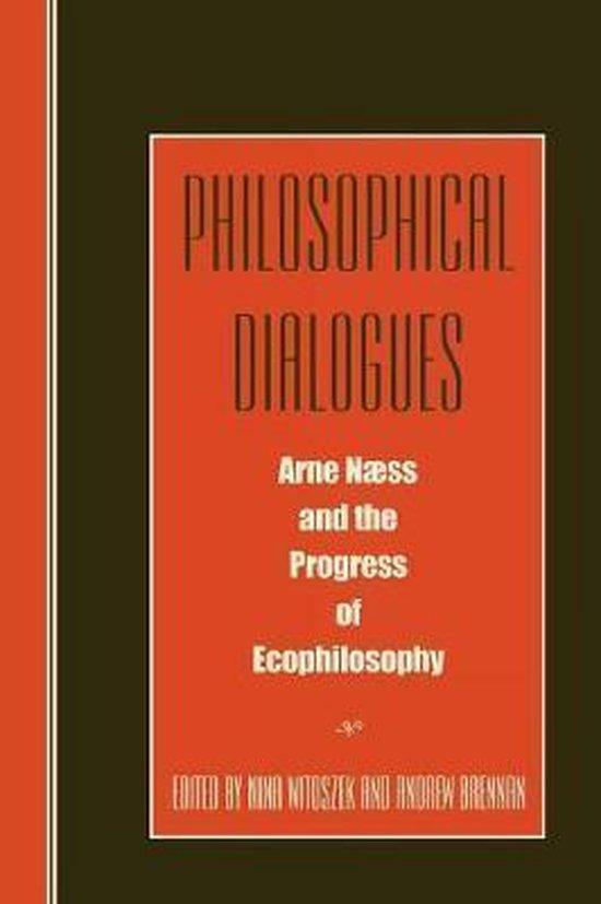 Boek cover Philosophical Dialogues van Peder Anker (Paperback)