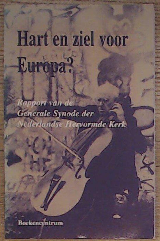 Hart en ziel voor Europa?