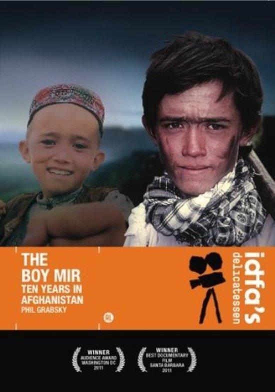Cover van de film 'The Boy Mir'