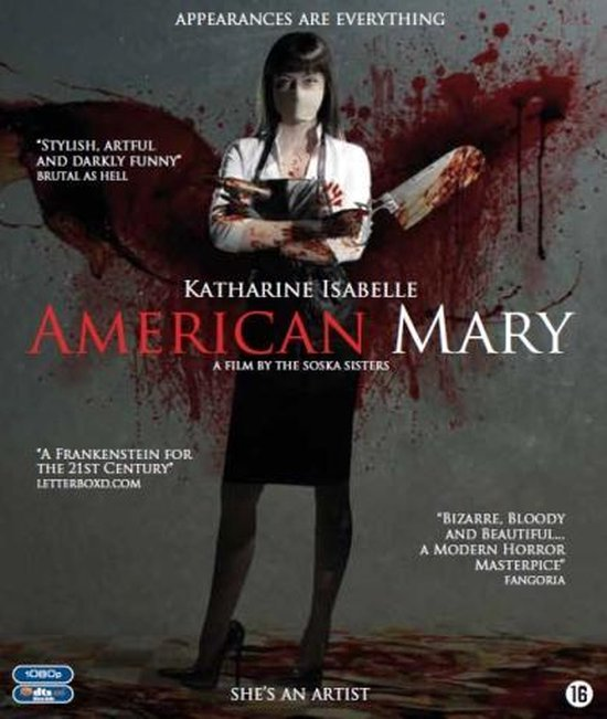 Cover van de film 'American Mary'