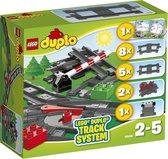 Afbeelding van LEGO Duplo Trein Accessoires Set - 10506 speelgoed