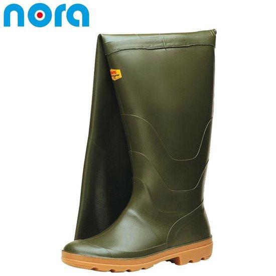 Nora River Rubber Groen Lieslaarzen Heren