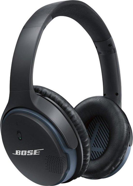 Bose SoundLink II - Over-ear koptelefoon - Zwart