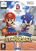 Nintendo Wii - Mario & Sonic op de Olympische Spelen