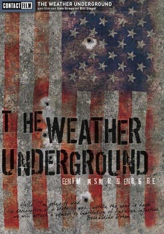 Cover van de film 'The Weather Underground'