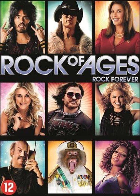 Cover van de film 'Rock Of Ages'