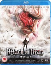 Attack on Titan: The Movie - Part 1 [Blu-ray] (import)