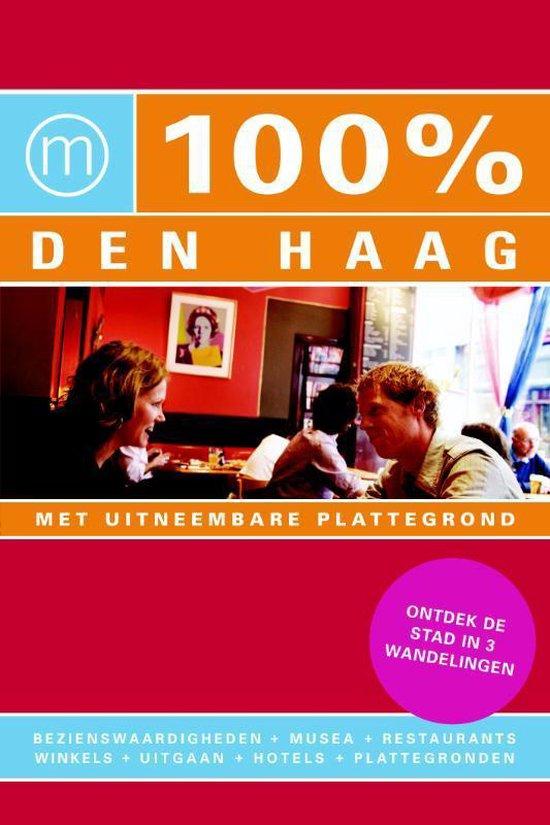 Cover van het boek '100% Den Haag' van Tal Maes