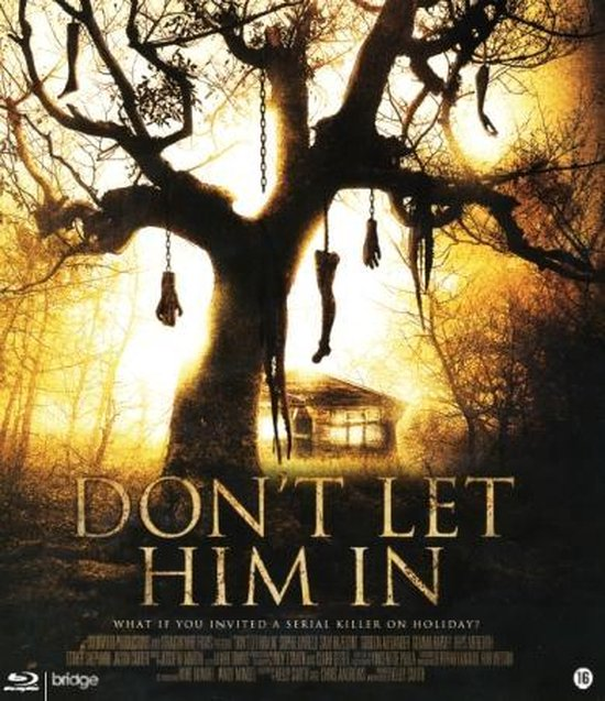 Cover van de film 'Don't Let Him In'