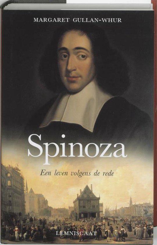 Boek cover Spinoza van Margaret Gullan-Whur (Hardcover)