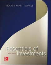 Boek cover Essentials of Investments van Zvi Bodie