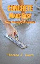 Concrete Made Easy