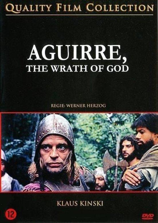 Cover van de film 'Aguirre: The Wrath Of God'