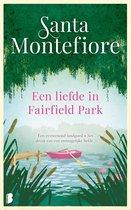 Boek cover Een liefde in Fairfield Park van Santa Montefiore (Onbekend)