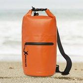 VIZU VEXDB10OE 10 Liter Waterdichte Drybag - Rugzak Zwart