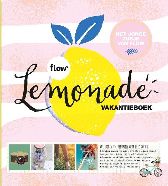 FLOW LEMONADE VAKANTIEBOEK 2017
