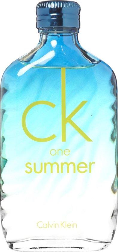 Calvin Klein CK One Summer Vrouwen 100ml eau de toilette