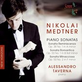 Nikolai Medtner Piano Sonatas