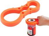 3 BMT opener - Multi Grip Opener - 3-in-1 Opener – Oranje