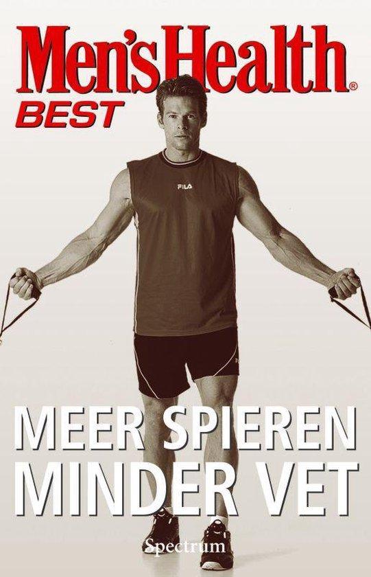 Cover van het boek 'Meer spieren, minder vet'