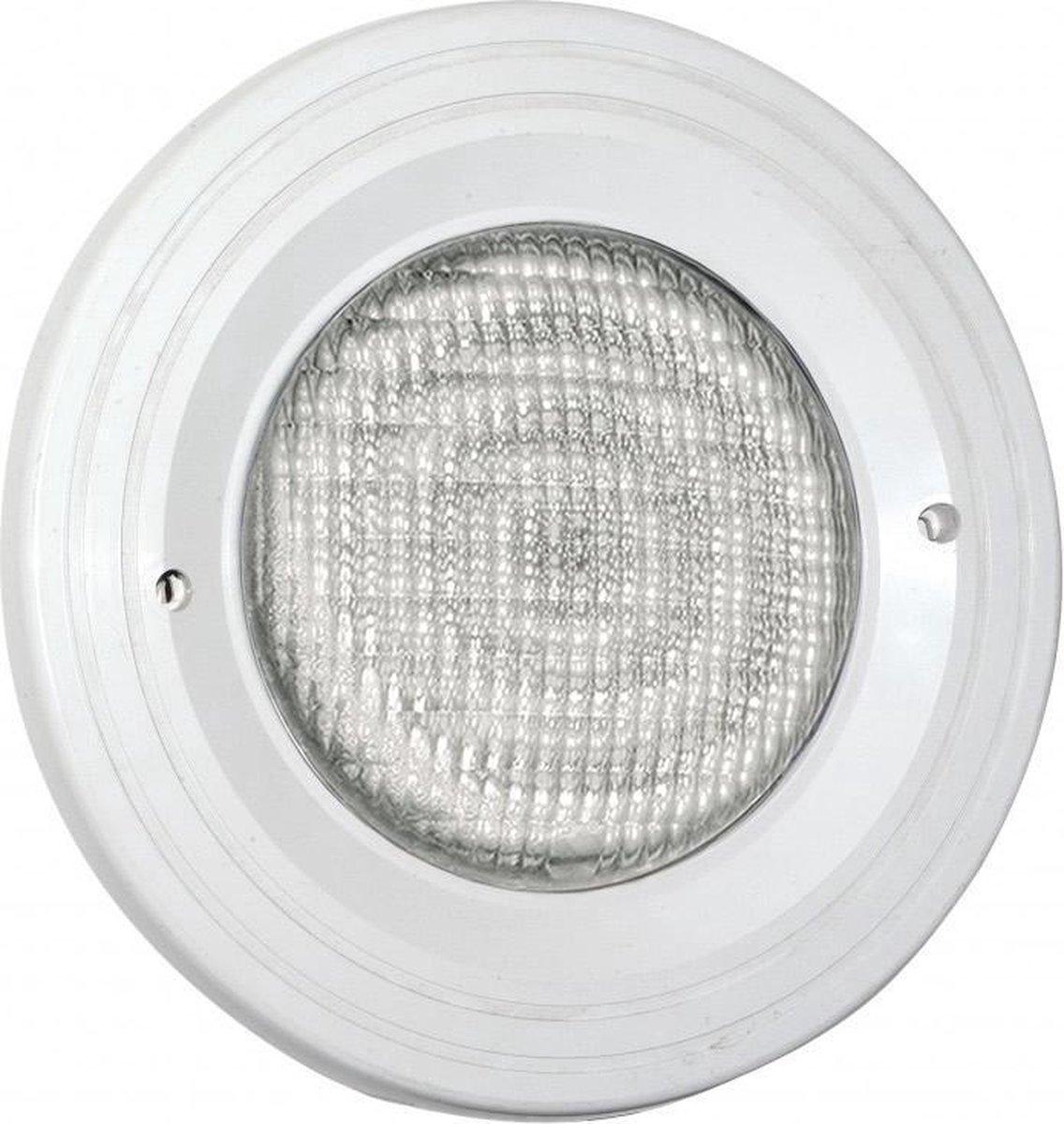 Zwembadlamp LED (wit) + inbouwset Aquareva wit
