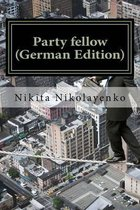 Omslag Party Fellow (German Edition)