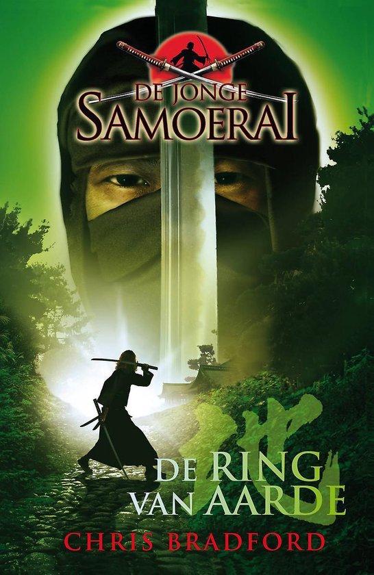 De jonge Samoerai 4 - De ring van aarde - Chris Bradford | Fthsonline.com