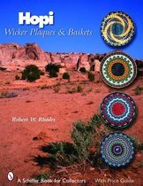 Hopi Wicker Plaques and Baskets