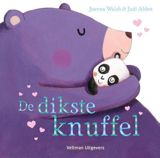 De dikste knuffel - Joanna Walsh |