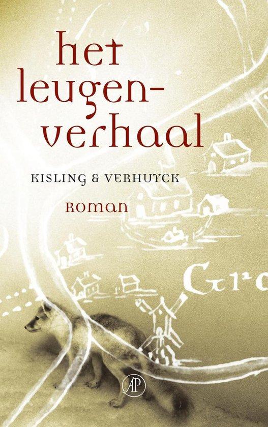 Het leugenverhaal - Paul Verhuyck |