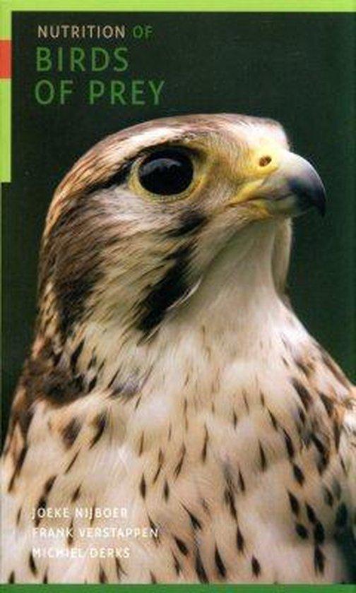 Voeding van roofvogels en uilen - Joeke Nijboer |