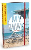 MY WAY Travel Journal (Beach Cover)