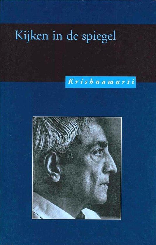 Kijken In De Spiegel - J. Krishnamurti |