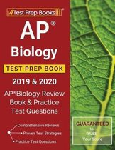 AP Biology Test Prep Book 2019 & 2020