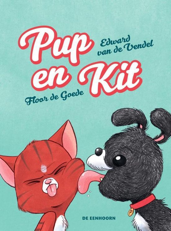 Pup en Kit - Edward van de Vendel  