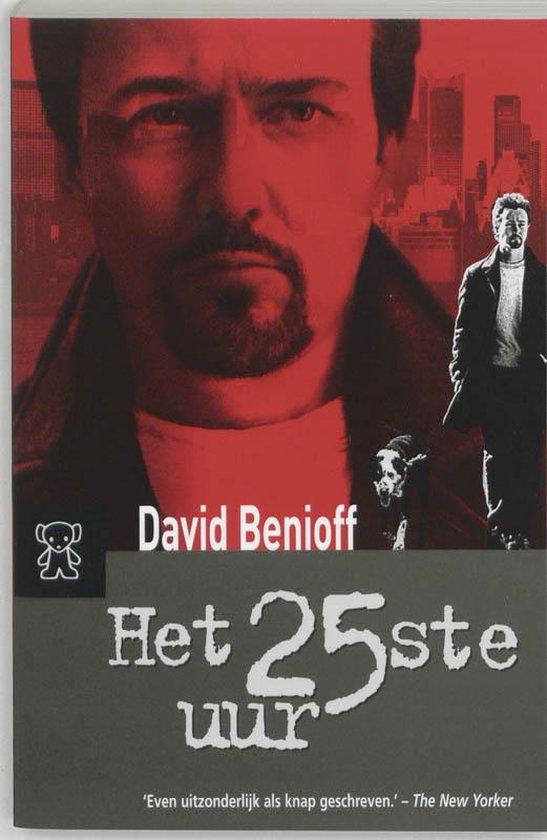 Het 25Ste Uur - David Benioff | Readingchampions.org.uk