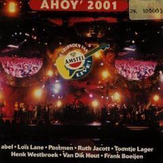Bol Com Vrienden Van Amstel Live Various Cd Album Muziek