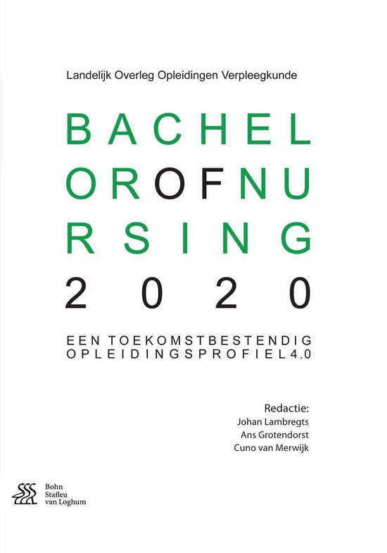 Bachelor of Nursing 2020 - none |