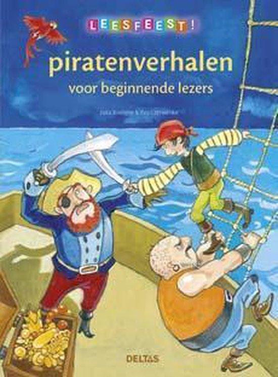 Piratenverhalen voor beginnende lezers - Julia Boehme |